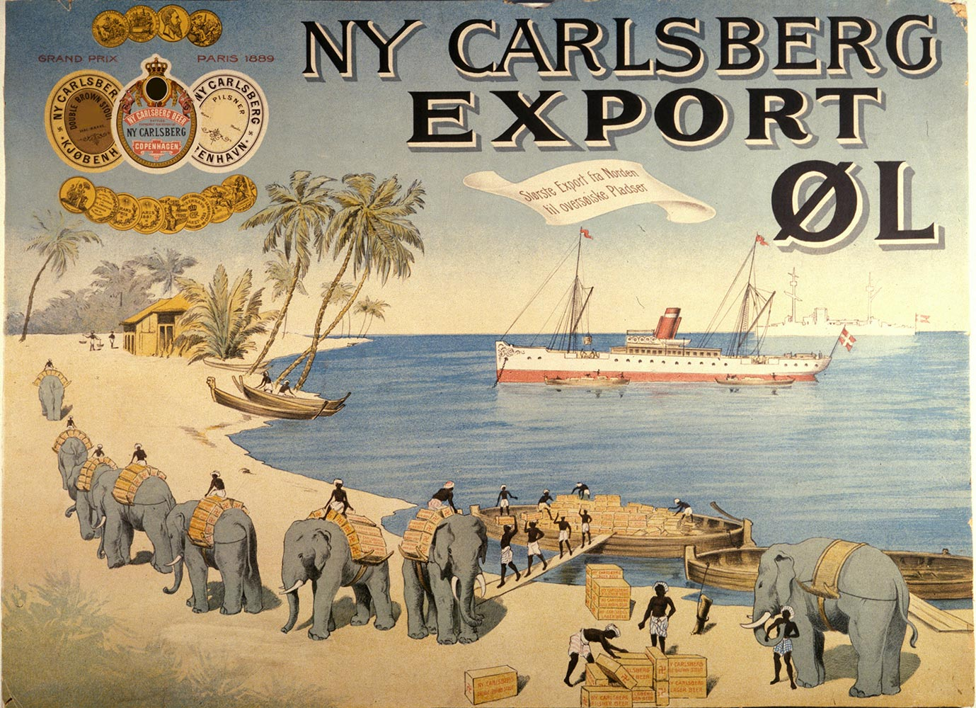 transforming carlsberg into a cosmopolitan firm