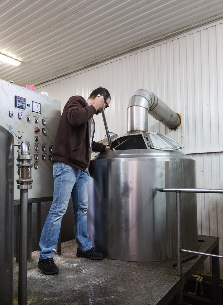 Как самому сделать варочный котел для пива